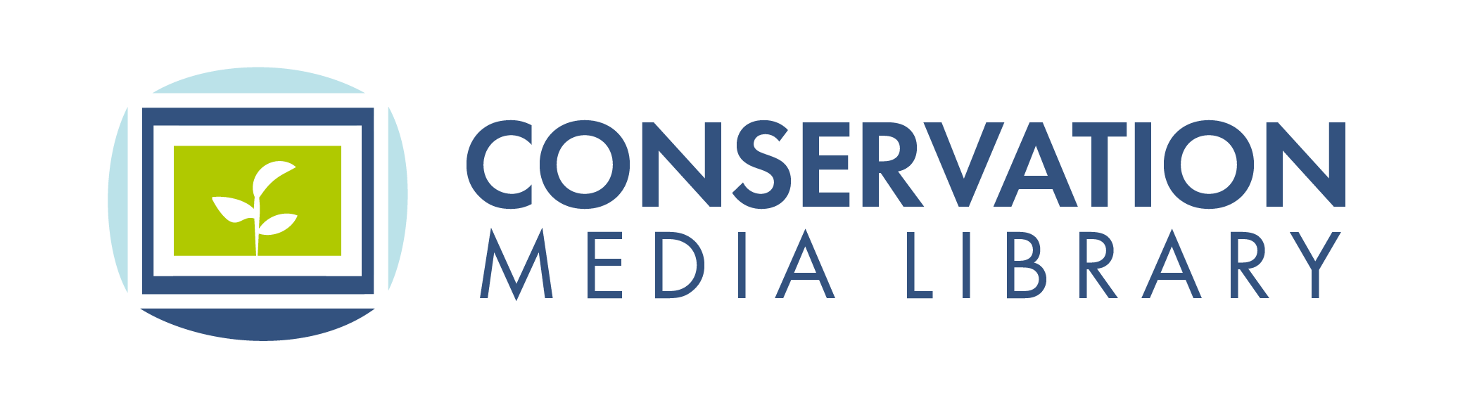 Conservation Media Library logo