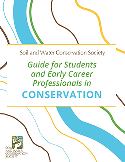 Image of student and early career guide booklet