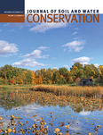View products in the Journal of Soil and Water Conservation category