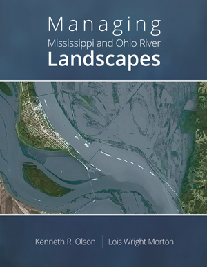 Cover of Managing Mississippi and Ohio River Landscapes