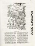 Cover of Plants Improving Our Environment-Teacher's Guide