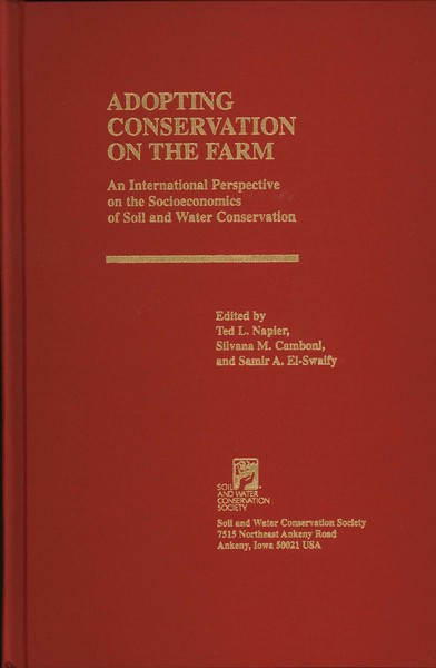 Cover of Adopting Conservation on the Farm