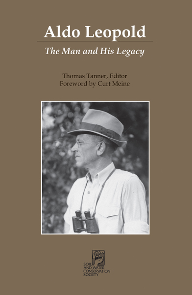 Cover of Aldo Leopold: The Man and His Legacy