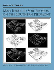 Cover of Man-Induced Soil Erosion on the Piedmont