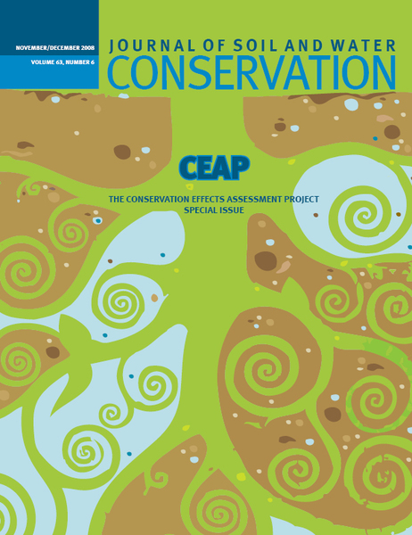 CEAP special issue cover