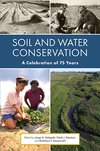 Cover of Soil and Water Conservation: A Celebration of 75 Years book