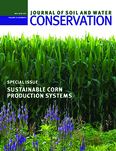 Journal of Soil & Water Conservation May/June 2017 cover