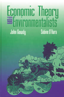 Cover of Economic Theory for Environmentalists