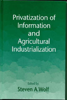 Cover of Privatization Agricultural Industrialization