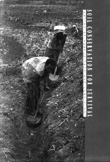 Cover of Soil Conservation for Survival