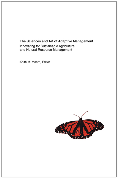 Cover of The Sciences and Art of Adaptive Management
