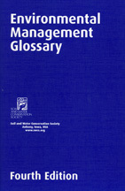 Cover of Environmental Management Glossary