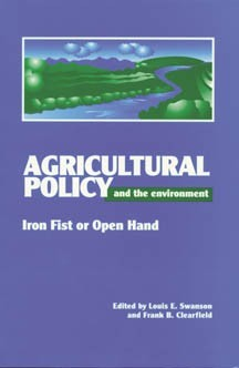 Agricultural Policy Cover Page
